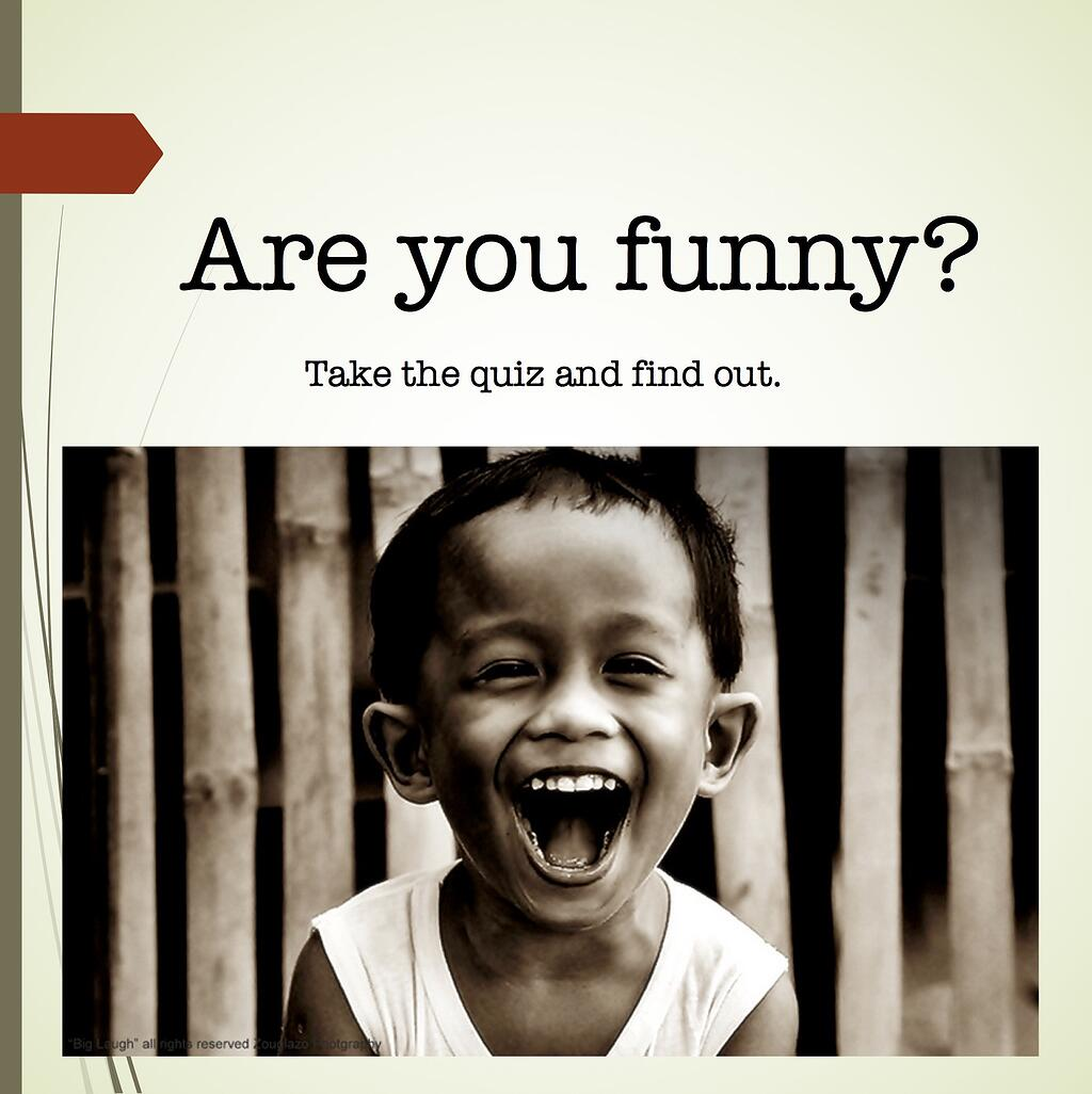 Are you funny? Cover.jpg